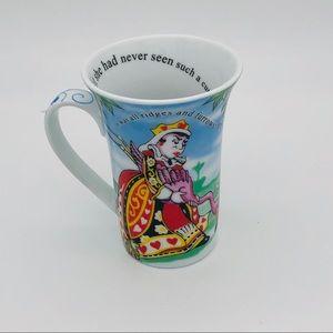 Alice in Wonderland by a Paul Cardew Mug & Tin Set